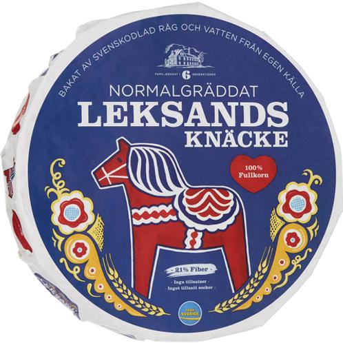 Leksands Knäcke Normalgräddat - Crispbread 830gr