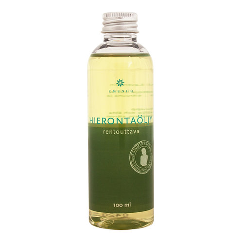 EMENDO Himalaya Relaxing Massageoel / Rentouttava hierontaöljy 100 mll