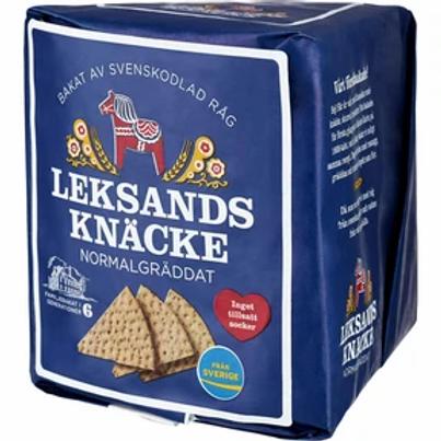 Leksands Knäcke Normalgräddat - Crispbread 200gr.