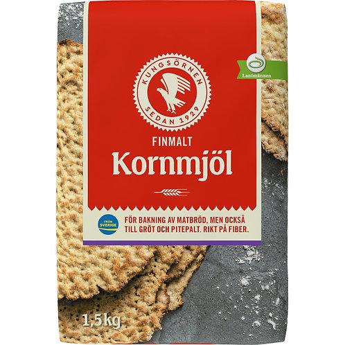 Kungsörnen Kornmjöl, 1kg