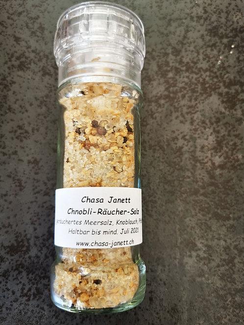 Chnobli-Räucher-Salz, 100gr
