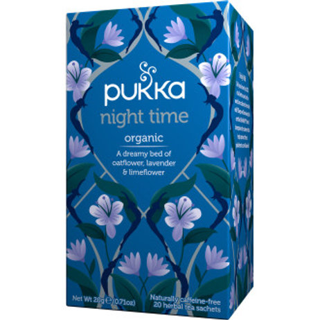 Pukka Ekologiskt Te Night Time