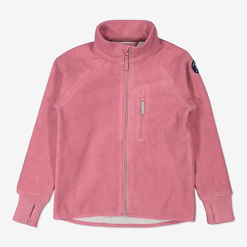 Polarn & Pyret, Vindfleecejacka rosa