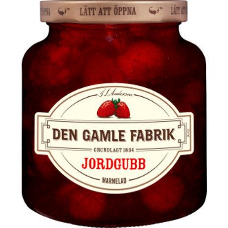 Marmelad Jordgubb, Den Gamle Fabr. 380 gr