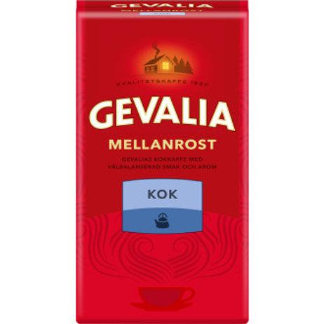 Gevalia - Kokkaffe Mellanrost, 450gr