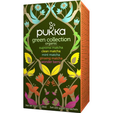 Pukka Te Green Collection EKO, 20st