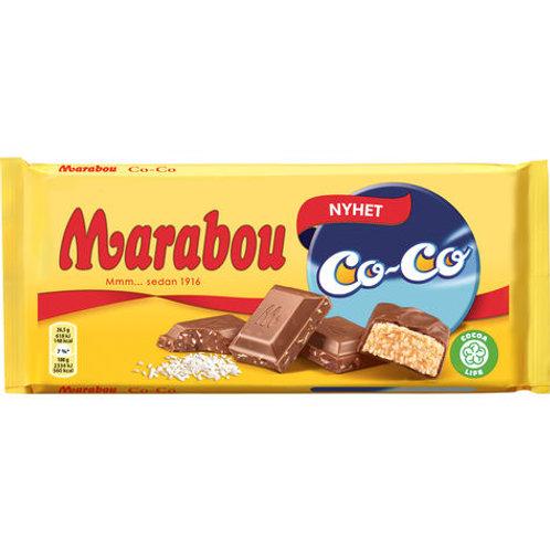 Marabou Co-Co, 185gr