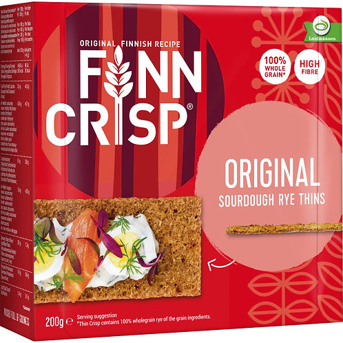 Finn Crisp Original, 200gr
