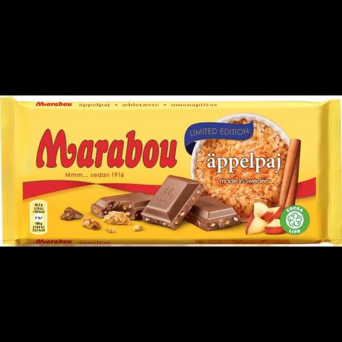 Choklad Äppelpaj Limited Edition, 185gr