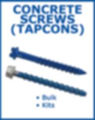 Concrete Screws Tapcons.jpg