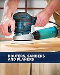 Bosch - Routers Sanders and Planers.JPG