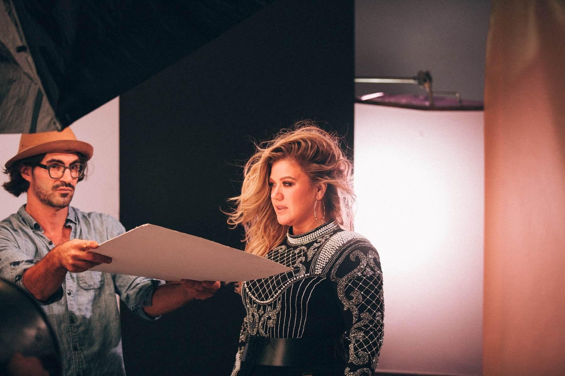 Meaning of Life Cover shoot.