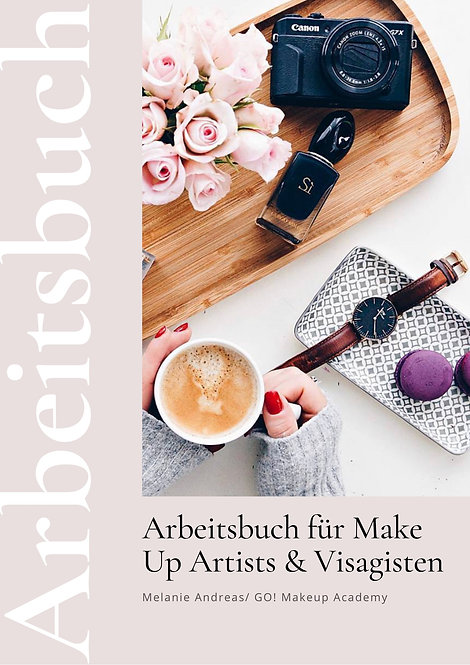 Arbeitsbuch für Make Up Artists & Visagisten