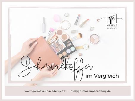 Make Up Artist Koffer im Vergleich