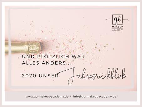 GO! Makeup Academy - ein Jahresrückblick