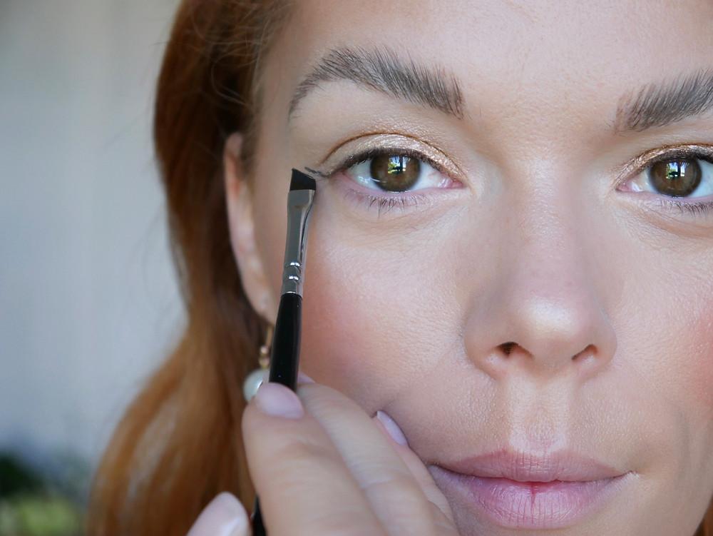 eyeliner Anleitung