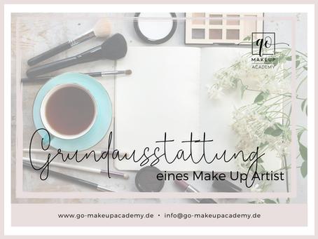 Grundausstattung eines Make Up Artist