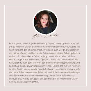 Helene Kröcker Brautstylistin