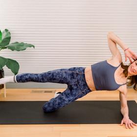 60 Minutes Whole Body Pilates  CORE   HIIT   CARDIO