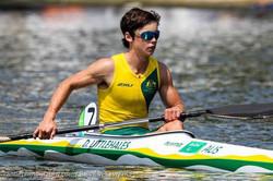 Rio Paralympics - Dylan