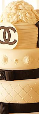 Bolo Chanel Cake de Simone Amaral