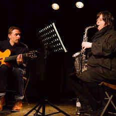 Cyril Achart et Géraldine Laurent