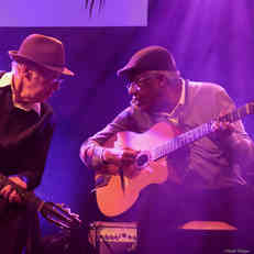 Alain Blanc et Jean Baptiste Therency