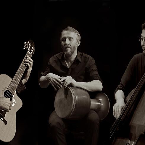 Nicolas Parent Trio ANNULÉ