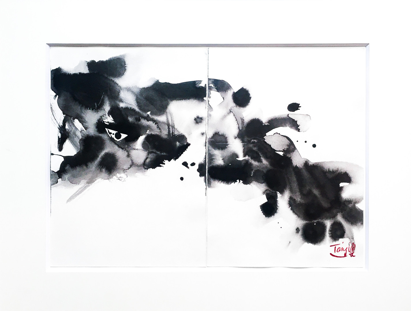 Composition abstraite II