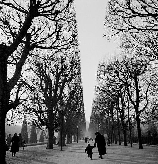 Georges Martin / La promenade