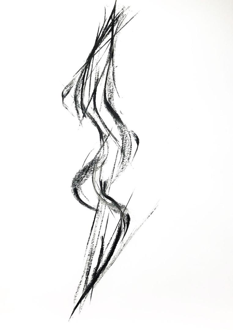Gary Scott / Reverie Working Drawing II