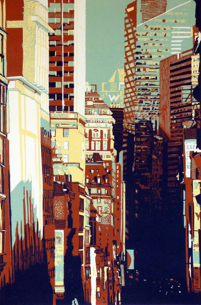 Pascale Hemery / Union Square - New York / Finished work