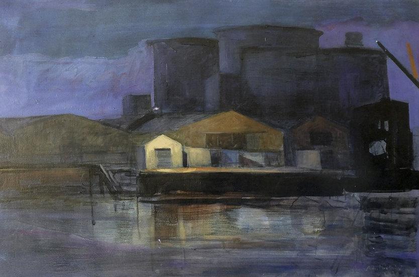 Bertrand de Miollis / The sleeping port