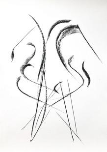 Gary Scott / Flight of Fancy Working Drawing I