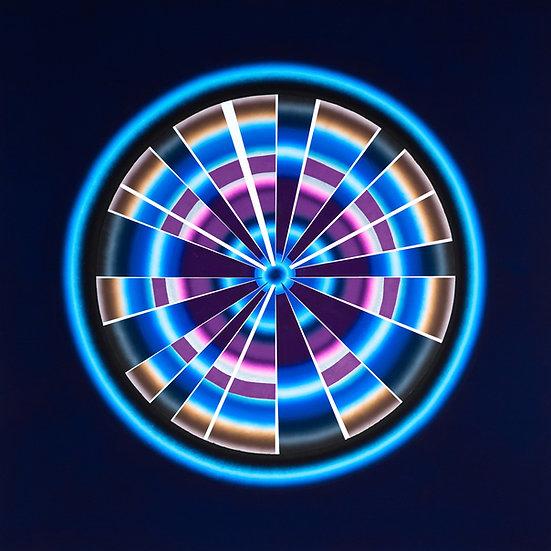 Nicolas Panayotou / Horloge cosmique I
