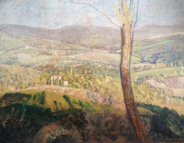 Toscane dorée