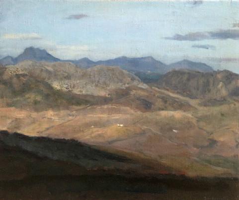La Vallée éclairée, Ronda