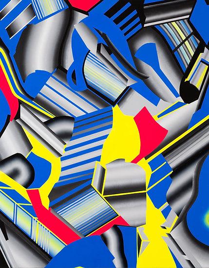 Nicolas Panayotou / Futur primitif