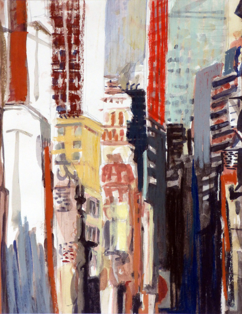 Pascale Hemery / Union Square - New York