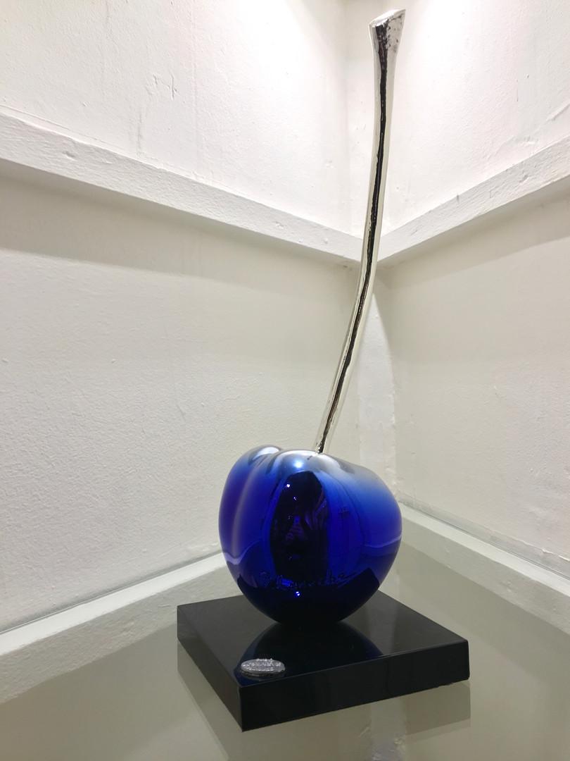 Cerise bleue, petit format