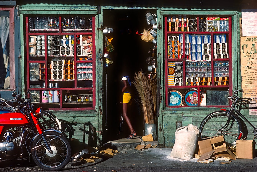 Didier Fontan / The hardware store