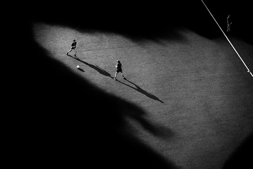 Nicholas Simenon / Soccer
