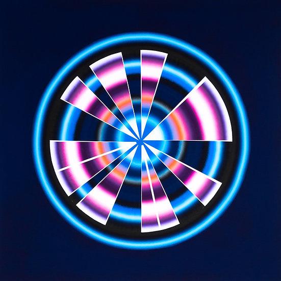 Nicolas Panayotou / Horloge cosmique III