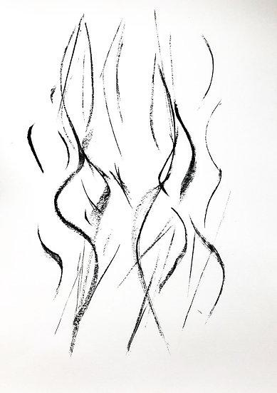 Gary Scott / Reverie Working Drawing I