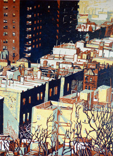 From the heights, New-York