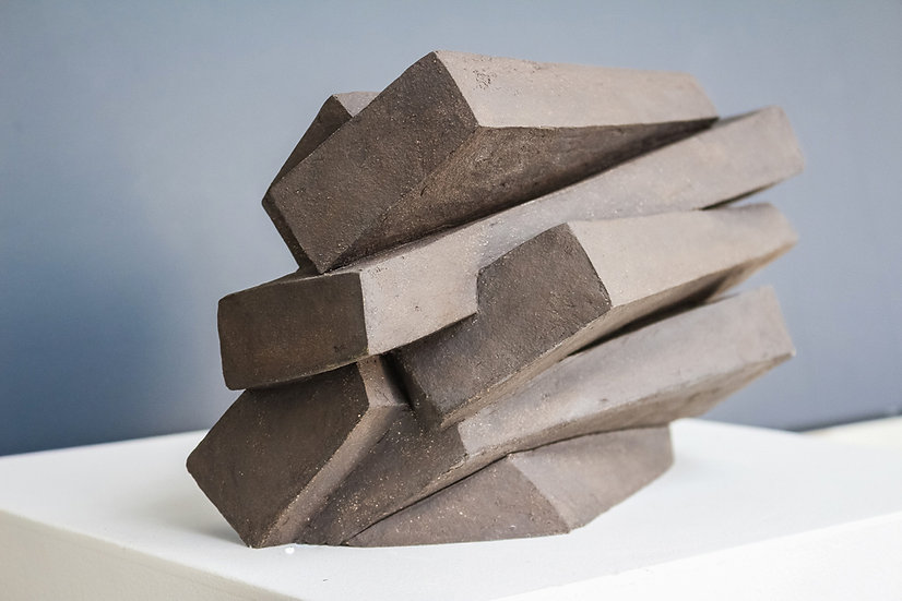 Furrows I / Delphine Brabant