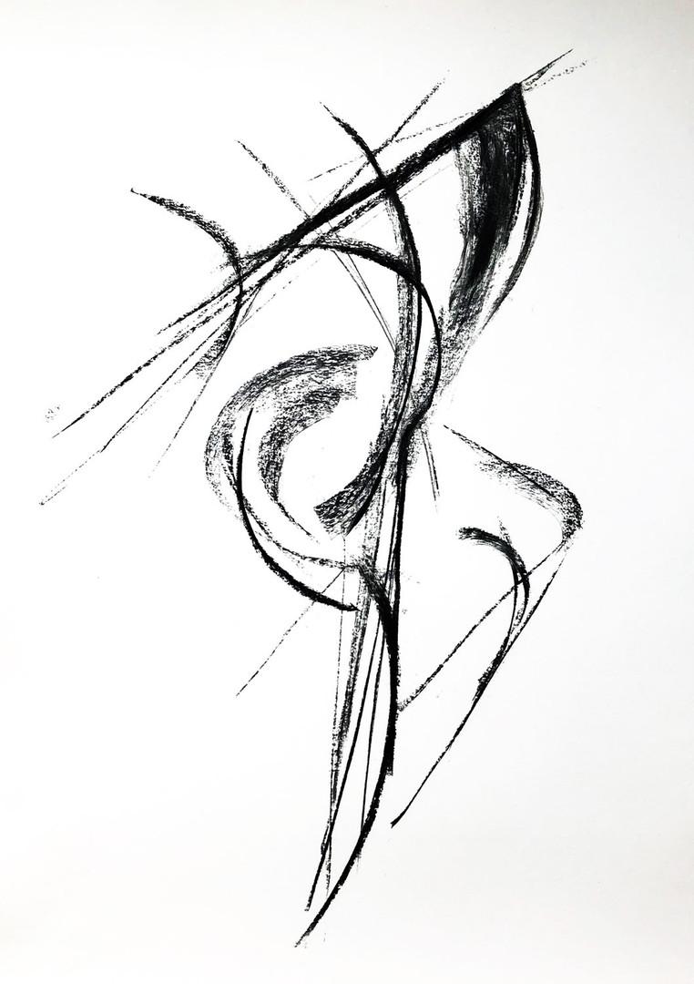 Gary Scott / Flight of Fancy Working Drawing II