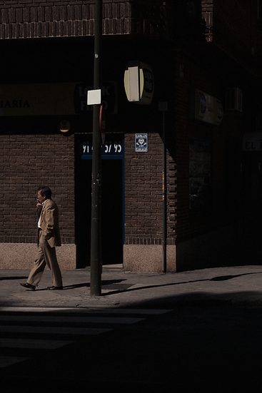 Jeremie Louvaert / Sidewalk  06