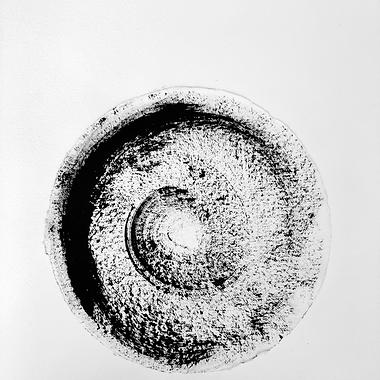 cercle_noir_marc_dubrule_artheme_galerie