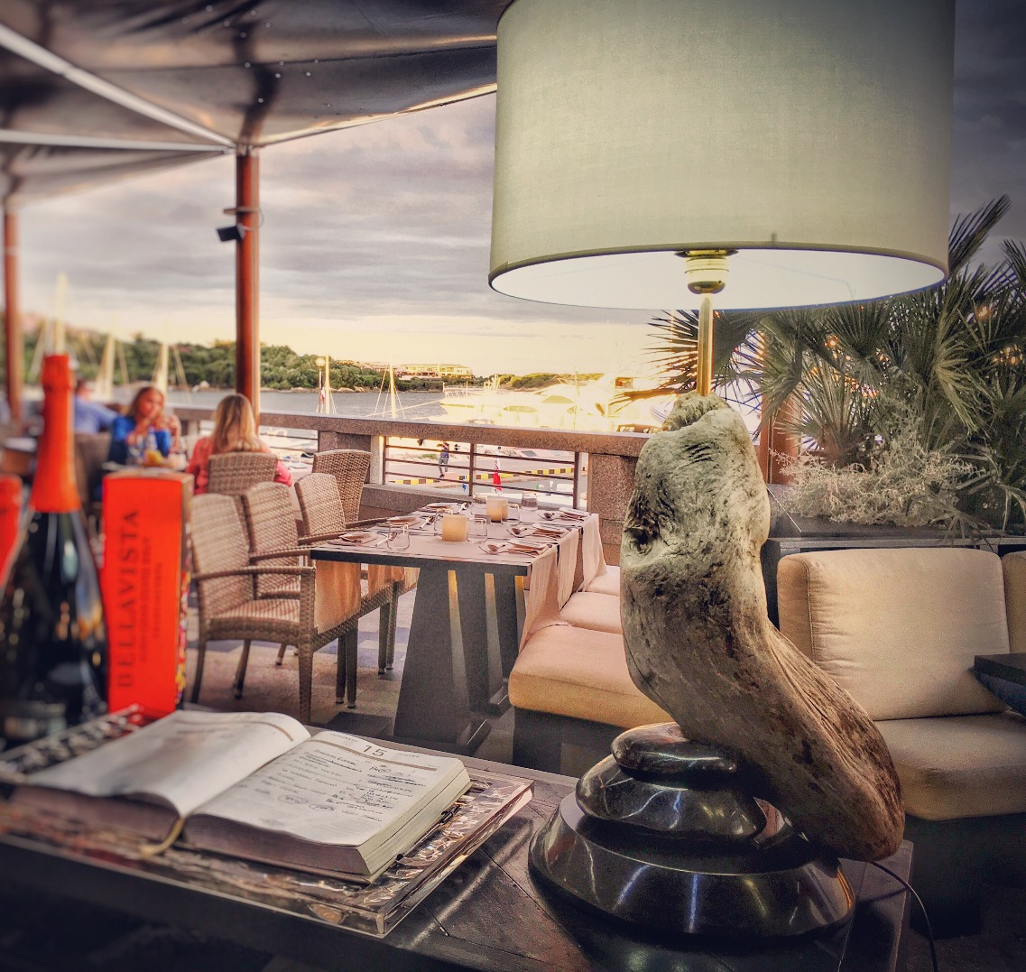 Yacht Club Porto Cervo Aqua Lounge